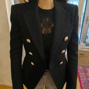 BALMAIN classic blazer